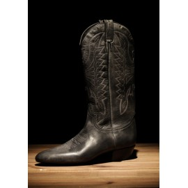 Western Dance Boot Hypersoft Black