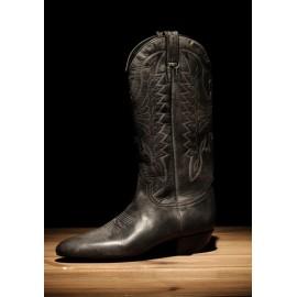Western Dance Boot Hypersoft Black