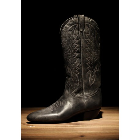 Botte de Danse Western Hypersoft Noir