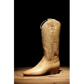 Western Dance Boot Hypersoft Skin Tone