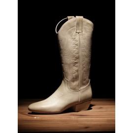 Western Dance Boot Hypersoft Nickel