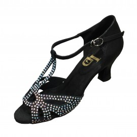 Jewel Black high heel