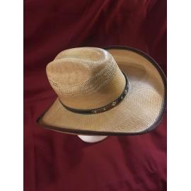 Alan Brown Straw Hat